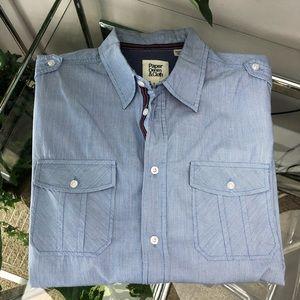 Paper Denim & Cloth Men's Shirt.